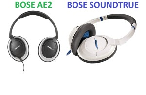 bose ae2 and bose soundtrue