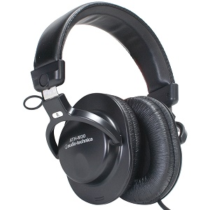 Audio-Technica ATH-M30 Professional Studio Monitor Closed-back Review
