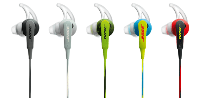 Bose SoundSport In-Ear Headphones Review