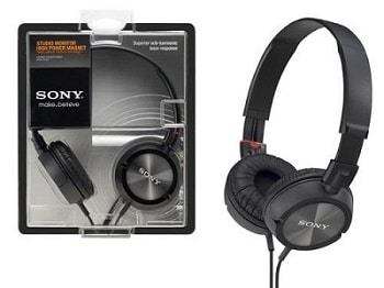 Sony MDR ZX300 Headphones Review