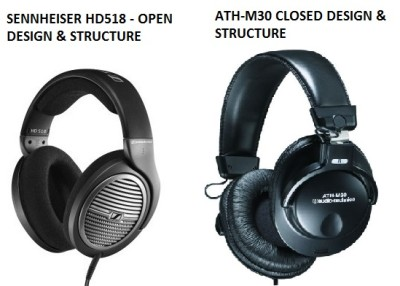 All you need to know about the different type of headphones and their key technical specs