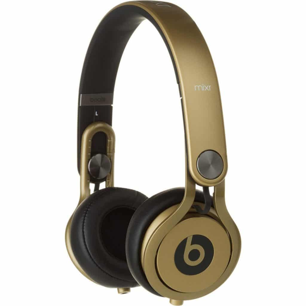 Comparison - Beats Mixr (Gold) Vs Bose Soundlink headphones