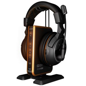 Turtle Beach Call of Duty Black Ops II Tango Programmable Wireless Dolby Surround 3
