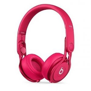 Pink Headphones and Earphones