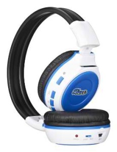 Blue House 709B Wireless MP3 Headphones