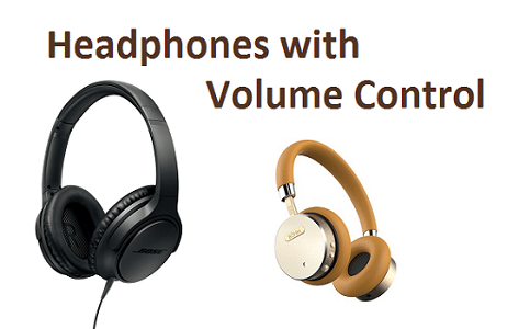 84d50fe45e Top 15 Best Headphones with Volume Control in 2019