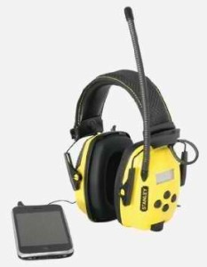 Stanley RST-63012 Sync Radio Hearing Protector