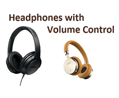 Top 15 Best Headphones with Volume Control in 2018