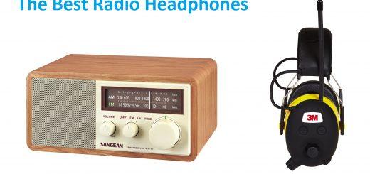best radio headphones v1