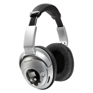 radioshack headphones v1