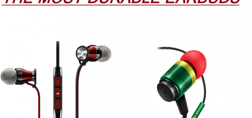 The most durable earbuds v1