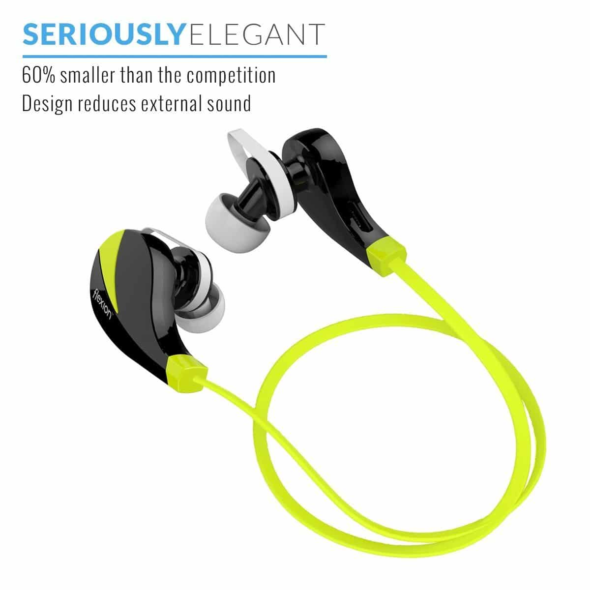 flexion kinetic series wireless bluetooth review headphones compared. Black Bedroom Furniture Sets. Home Design Ideas