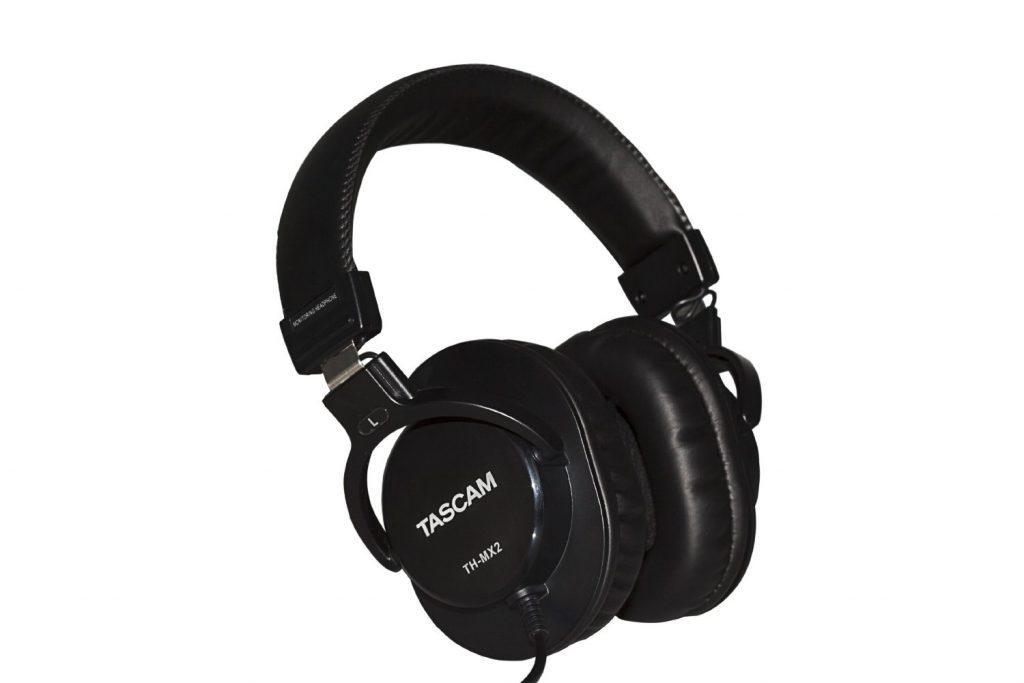 Tascam TH-MX2 Studio Headphones Review