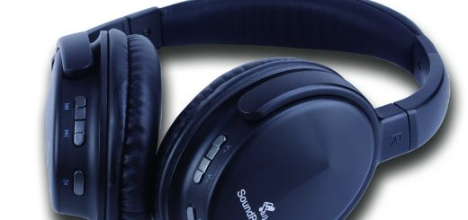 Soundpeats A1 Bluetooth headphones v2