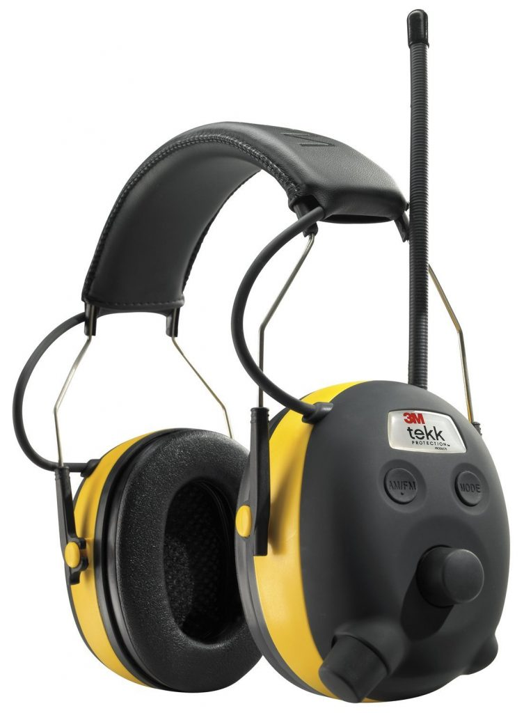 3M TEKK WorkTunes Hearing Protector Review
