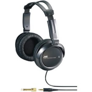 JVC HARX300 Full-Size Headphones