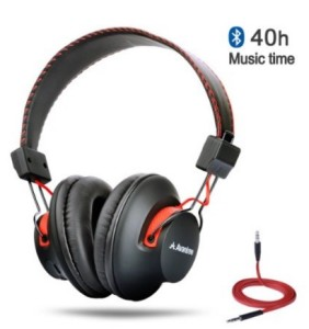 Avantree Audition Deep Bass Super Light Bluetooth Over Ear Headphones