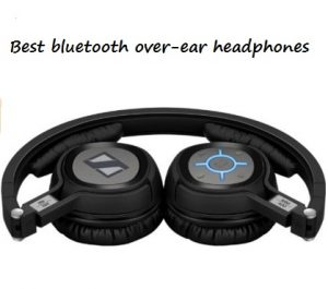 Best bluetooth over-ear headphones