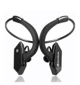 Waterproof Ip66 Sweat proof Outdoors Sports Wireless Headsets KAYSION Bluetooth V 4.1 Ear buds