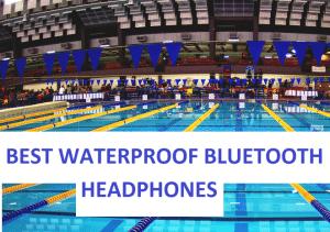 best waterproof bluetooth headphones v1