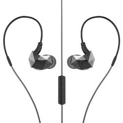 Best Noise Isolating Earbuds - Sound Intone® E6 Noise-Isolating In-Ear Sports Headphones