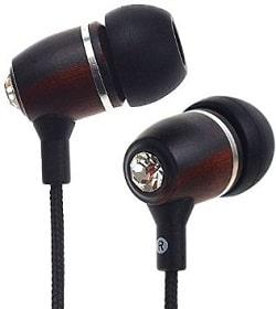Symphonized NRG Premium Genuine Wood In-Ear Noise-Isolating Headphones