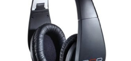 808 Over-The-Ear Stereo Headphones
