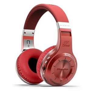 Bluedio H Plus Turbine Wireless Bluetooth 4.1 Stereo Headphones with Mic