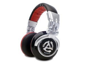 best studio headphones for mixing and mastering: Numark Red Wave Professional Over-Ear DJ Headphones with Rotating Earcup