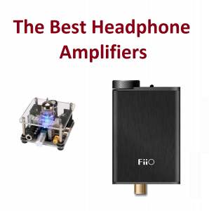 The best headphone amplifiers