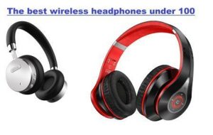 best wireless headphones under 100 v1