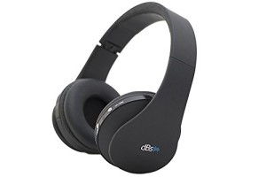 dBs Live 2 Wireless Bluetooth Headphones with Mic V4.1 On-ear Foldable Headset