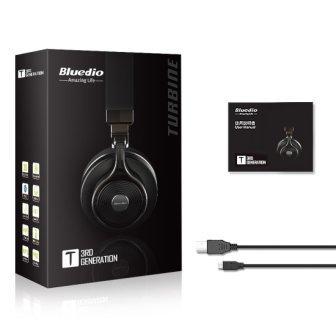 Bluedio T3 Headphones Review