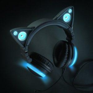 Cat ear headphones v3