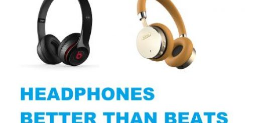 HEADPHONES BETTER THAN BEATS