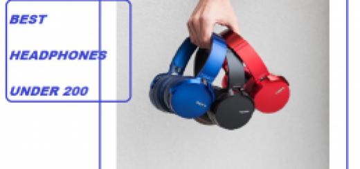 Best Headphones Under 200