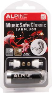 alpine music-safe earplugs