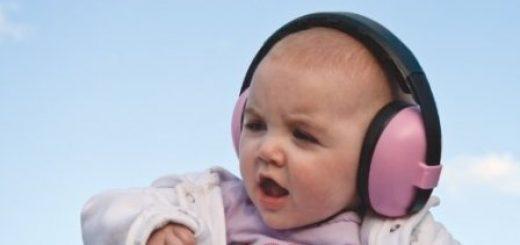 baby headphones & noise cancelling headphones for kids v1