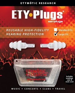 etymotic research e20 earplugs