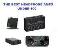 Best headphone amp under 100