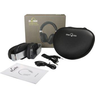 ideausa bluetooth headphones review. Black Bedroom Furniture Sets. Home Design Ideas