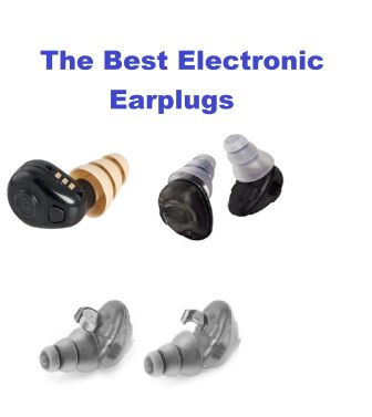 top 10 best electronic earplugs