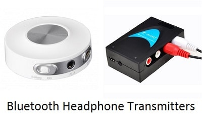 Bluetooth Headphone Transmitters