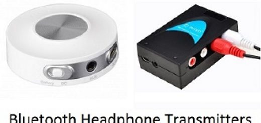 Bluetooth Headphone TransmittersTT