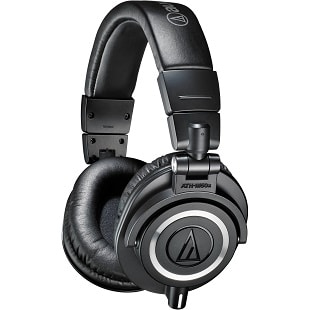 audio-technica-ath-m50x-professional-studio-monitor-headphones