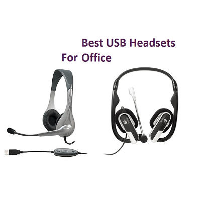 Best USB Headsets For Office