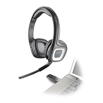 Plantronics Audio 995 Is Not A Wired USB Headset But It Requires Port Either Way Wireless Which Connects To The Dongle Connected