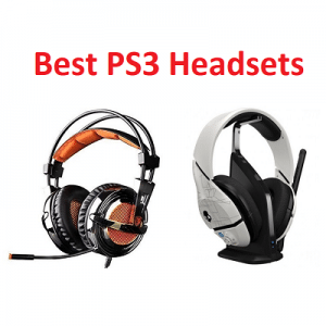 Best PS3 Headsets