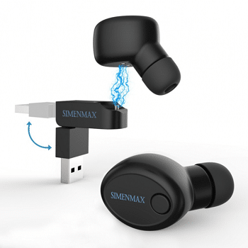 Simenmax Bluetooth Headset Headphone