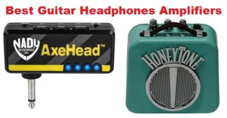 Top 10 Best Guitar Headphones Amplifiers in 2017